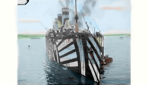 A Lady With A Lot of Fight by RMS-OLYMPIC
