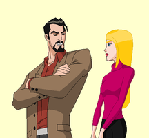Tony and Carly by yinspd