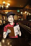 Scout au Silver Spur Steakhouse by ZeFrenchM