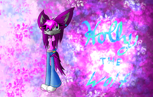 Holly the Wolf by Anceldaria