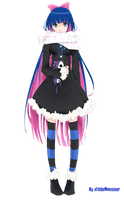 Stocking Render by xLittleMonsteer