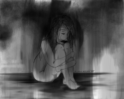 the sadness will never end. by xDeathKitten