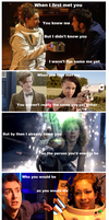 River Song   btw spoiler alert by CrownPrincessLaya