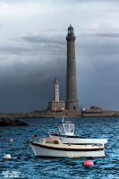 Phare de l'Ile Vierge by JoelRemy222