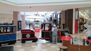 Chandler Fashion Center Mall Indoors Train 2 by BigMac1212