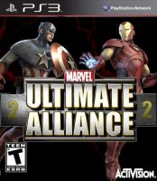 Marvel Ultimate Alliance 2 by deviantfafnir