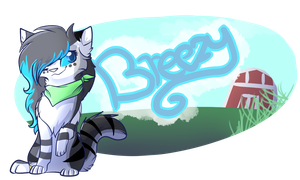 {Commission} Breezy by MayaArts