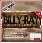 Billy-ray Domain  For Sale by Innerclick