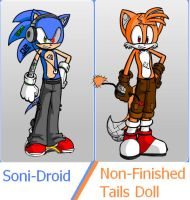 Soni Droids by mariokidd319