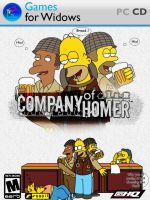 Company of Homer Box Cover by finalverdict