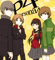 persona4 by i-c-21