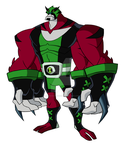 Biomnitrix Fusion - RathArms by Supersketch1220