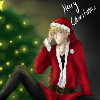Very late X-mas picture D: by YenYee