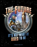 The Future: It's not what it used to be (2013) by BWS