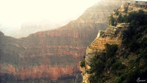 Grand Canyon by SpencerMel