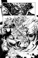 He-man and the Masters of the Universe #13 Page 1 by popmhan