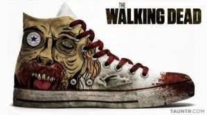 walking dead street by gsyp59