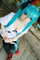 Miku Hatsune - World is mine by JessicaUshiromiyaSan