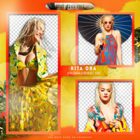Pack png Rita Ora 02 by lightsfadeout
