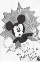 THE PERILS OF MICKEY AND THE BLOT by Angels-Pixie-D
