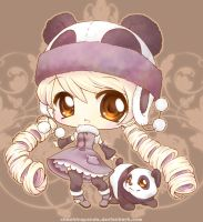 .:Chibi1Panda Entry:. by PhantomCarnival