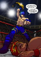 Gale01's Cell - The AFL Champ by genekelly