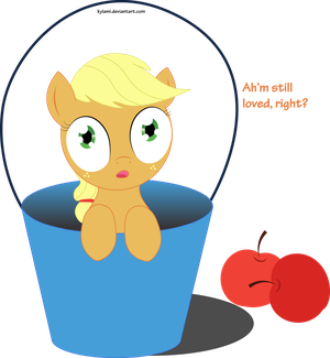 A bucket of Apples by Kylami