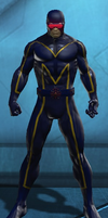 Cyclops (DC Universe Online) by Macgyver75
