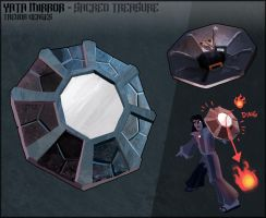 Yata Mirror Concept - Forces by Trevor-Verges