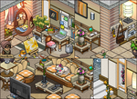 Modern apartment livingroom picture by Cutiezor