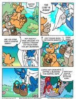 Macropodia Easter by KelvinTheLion