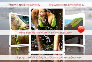 Sunny girl WP by in-dolly
