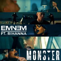 Eminem - The Monster ft Rihanna by keviinbeltraan