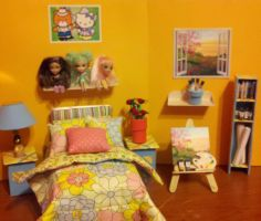 Tangerine Room by Donttouchmykitty