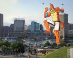 A Visit to Baltimore by buizelmaniac