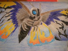 Rebirth of Mothra Three by pink12301