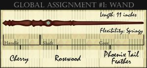 Suri's wand by EquineRibbon