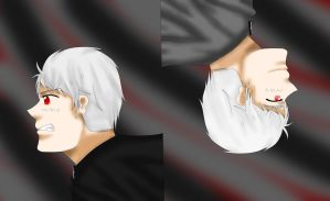[HetaHazard] .:Prussia and 'Prussia':. by VampireAnime7723