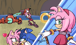 Colors! 3D : Sonic Boom - Amy Rose by RGXSuperSonic