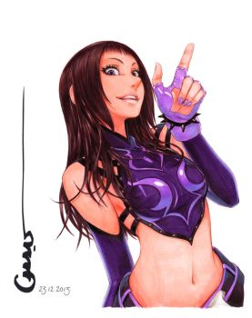 Juri with a J by Omar-Dogan