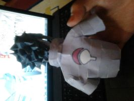 papercraft by shoutmon11