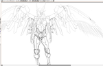 Jenosaido Final Body WIP by Arrancarfighter