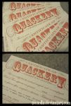 Certificates of Quackery by toenolla