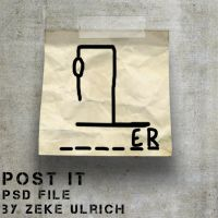 Post It by zeke-ulrich