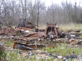 Rural Decay 8 by DarkMaiden-Stock