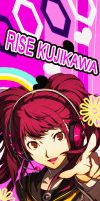 Rise Kujikawa edit by Ventuswill