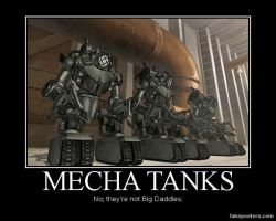 The Legend of Korra Mecha Tanks by Onikage108