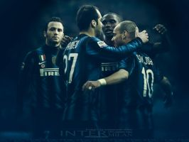 inter milan 2011 by mynameleroi