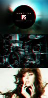 One Click Anaglyph PS Action by ShermanJackson