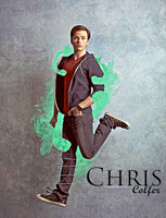Chris Colfer, Bitches by vikkifosizzle